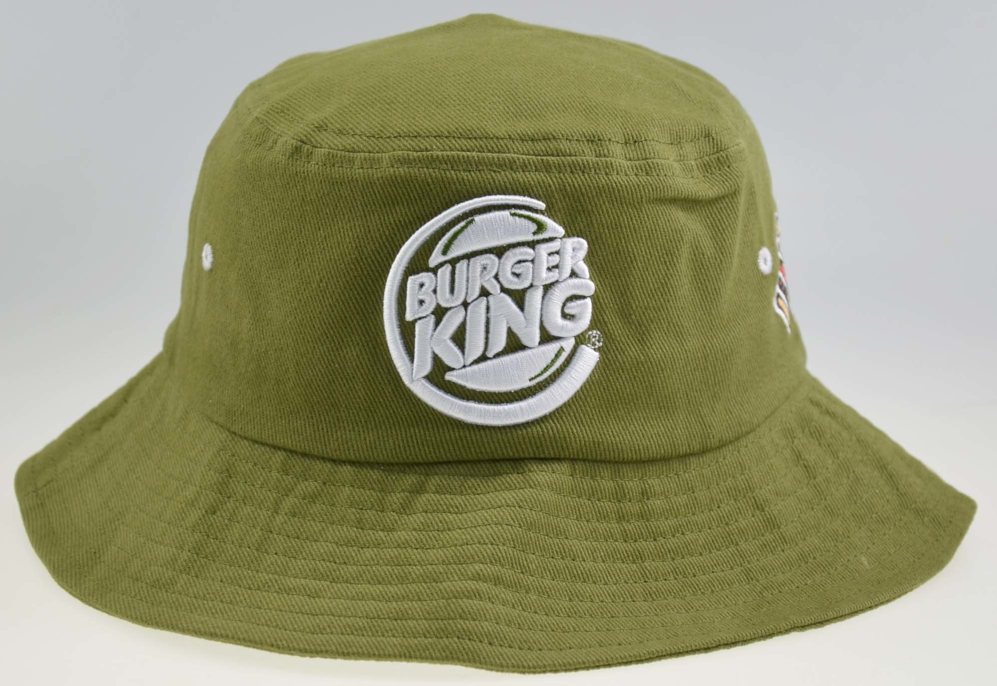 China Bsci Promotional Green Cotton Twill 3d Embroidery Bucket Hat China Hat And Cap Price