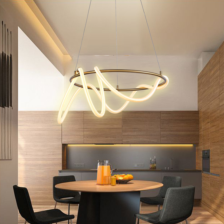 2020 Year New Product Modern LED Ceiling Light Fixture for Home Hotel Restaurant Villa Decoration