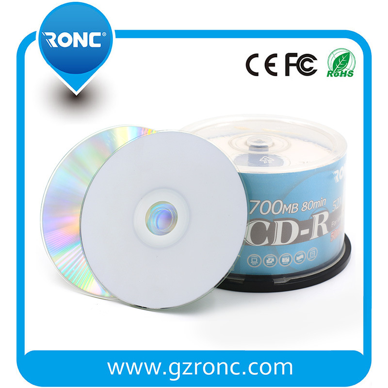 photo regarding Printable Cdr named [Very hot Product] 700MB 1-52X CDR White Inkjet Printable CD-R Wholesale