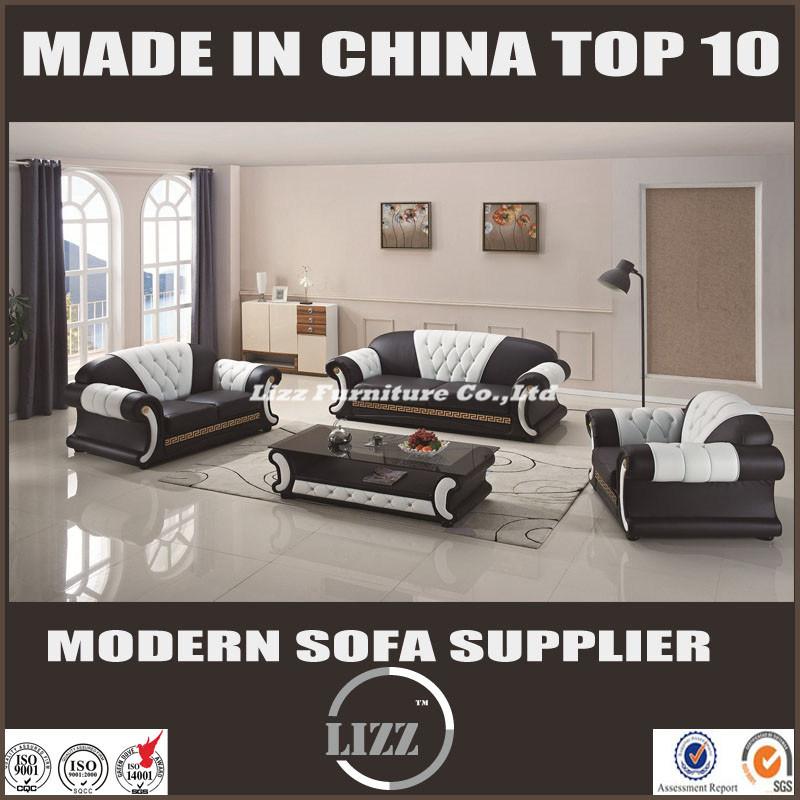 Hot Item Modern Living Room Furniture Versace Sohva Lz 098