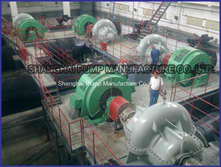 Power Plant Circulation Centrifugal Pump pictures & photos