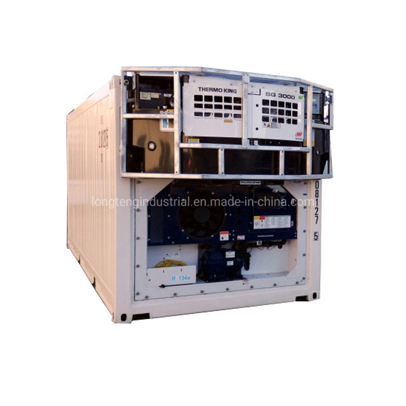 [Hot Item] Thermo King Clip on Under Slung Diesel Genset for Reefer  Container