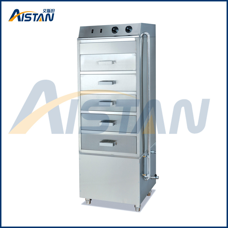 China Eh5j Electric Steam Cabinet Machine For Commercial Kitchen   China  Display Showcase, Food Warmer