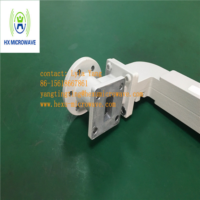 Hexu Microwave High Power Customized Waveguide Omt Duplexer pictures & photos