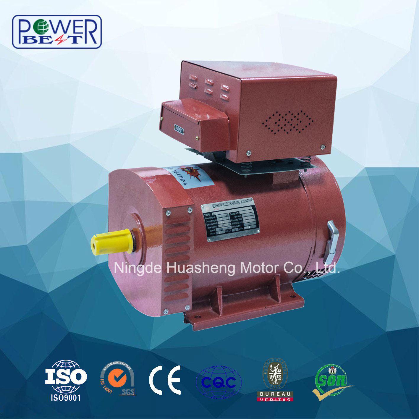 China Welding Generator 10kw Dynamo Alternator Diagram