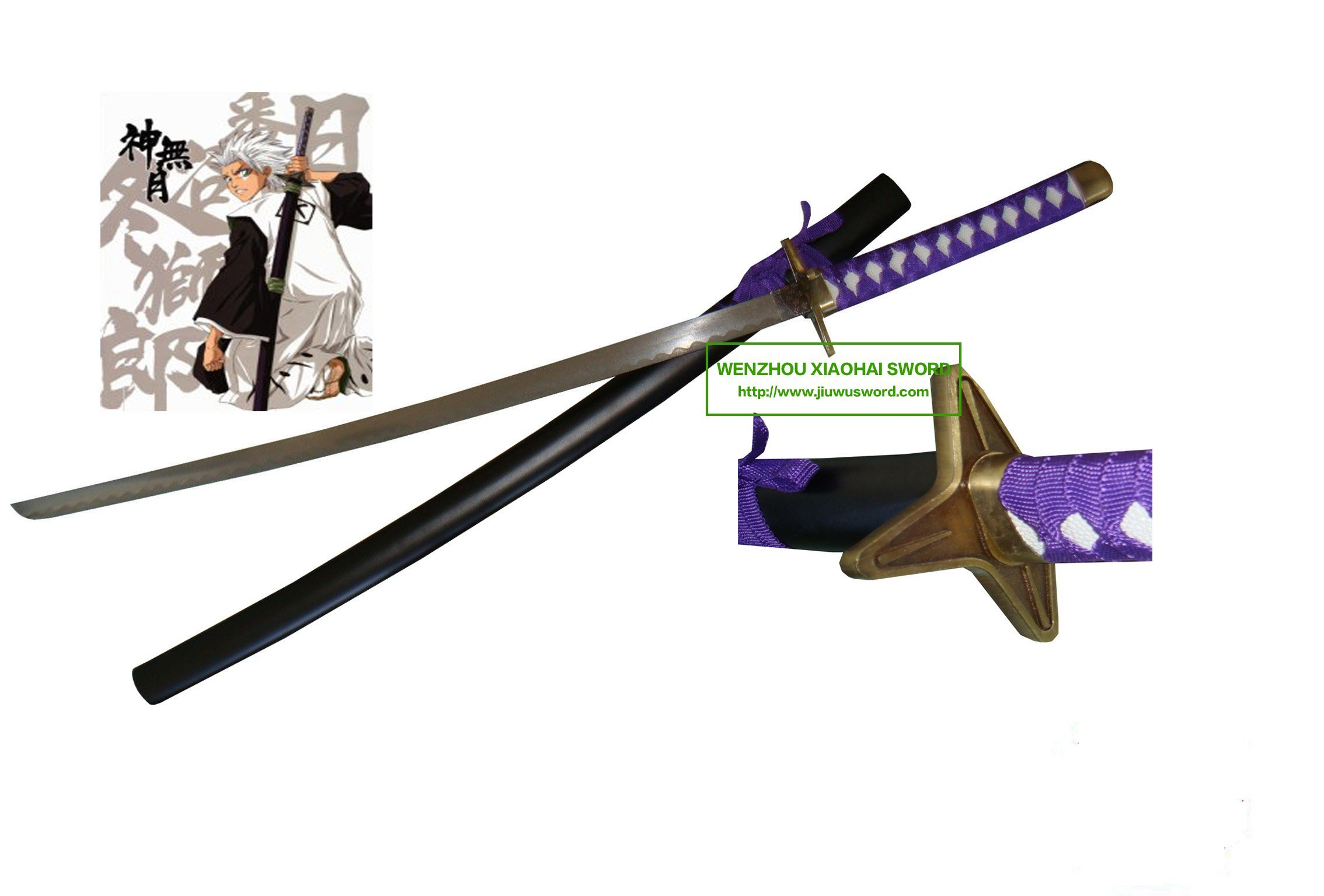 China cosplay swords anime swords 9568002 china ninja swords katana