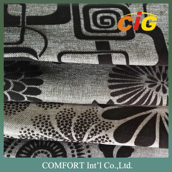 Flocking Fabric Flock Farbic for Sofa Covering (CIGD4BSF-0030) pictures & photos