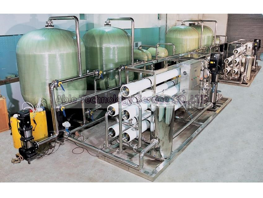 Water Purification Systems Reverse Osmosis RO-4000L/H