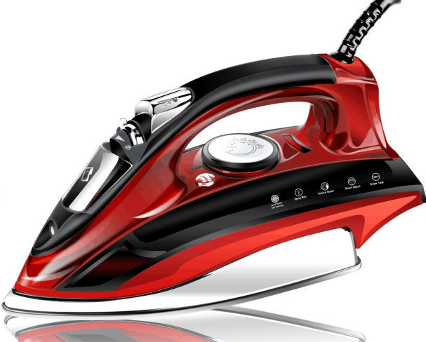 GS CB Approved Steam Iron (T-616B)