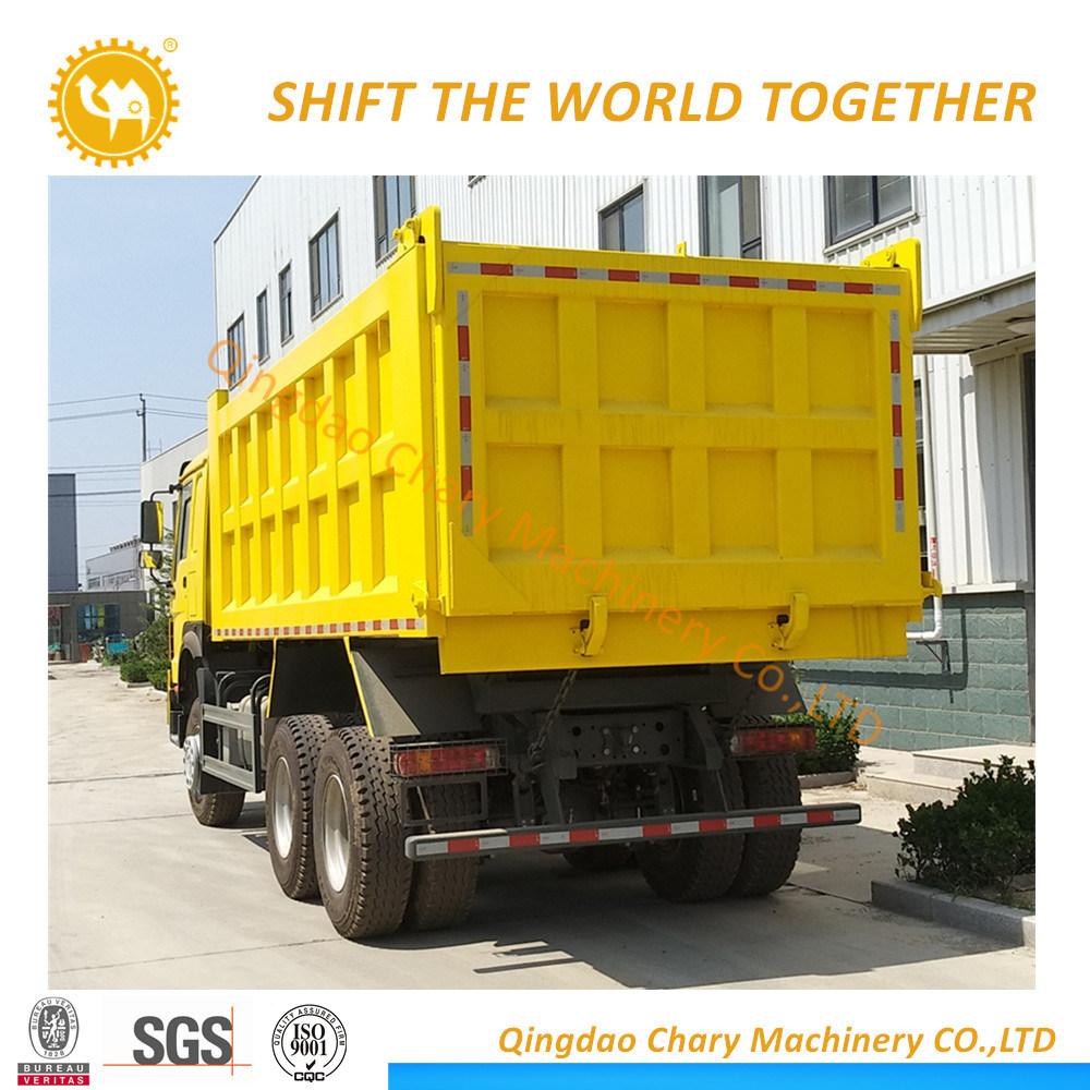 China SINOTRUK HOWO 10 Wheels 6x4 Type 336HP Dump Trucks