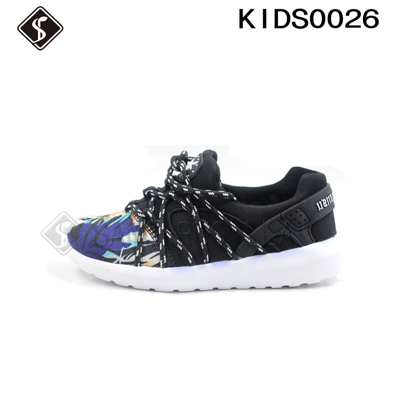 Kids Sports Running Shoes with MD Outsole pictures & photos