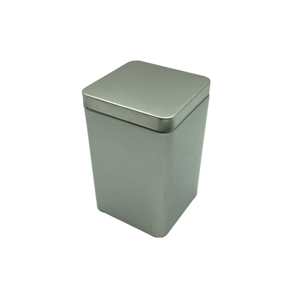 Square Tin Can Tea Packaghing Wholesale Metal Gift Box for Christmas pictures & photos
