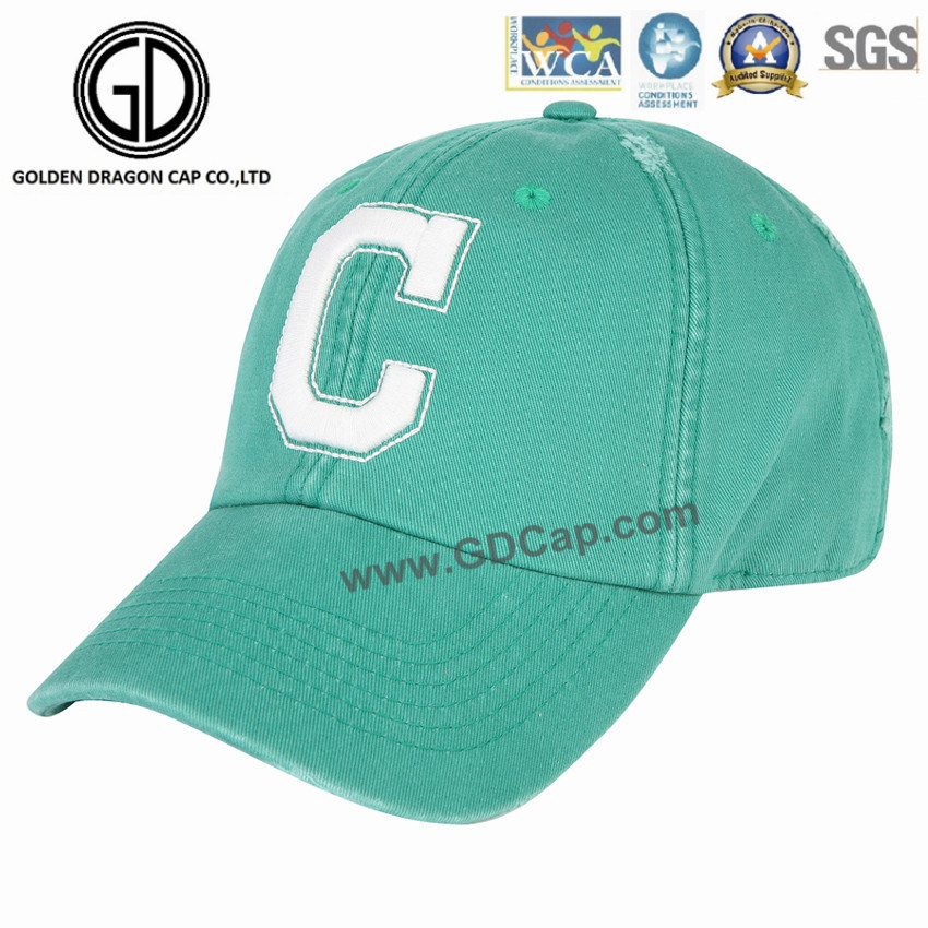 7130d6f4ef73f2 China 2016 New Style Mint Green Golf Baseball Cap with Embroidery - China Baseball  Cap, Sports Cap