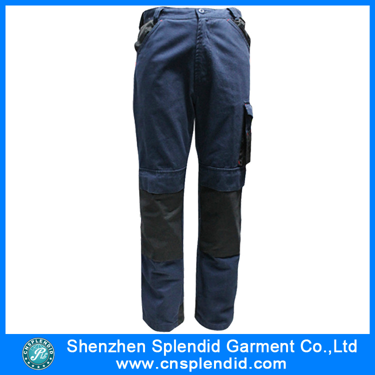 71b48b4ae4b China Wholesale Men Cargo Work Cotton Pants with Side Pockets - China Pants