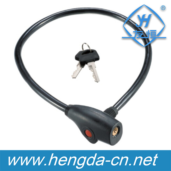 China YH1352 Hight Safety Steel Cable Wire Bike Lock Bicycle ...