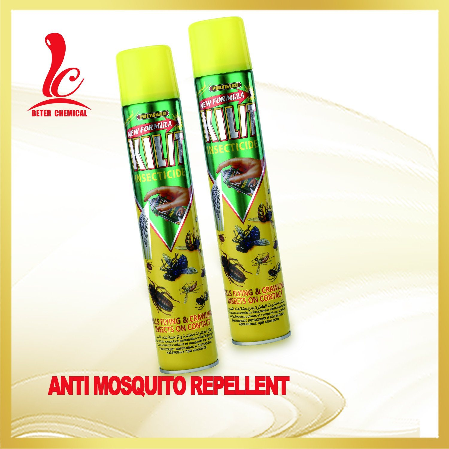 [Hot Item] Cockroach Oil-Based Insecticide Spray Africa Good Quality Dragon  Spray Paint