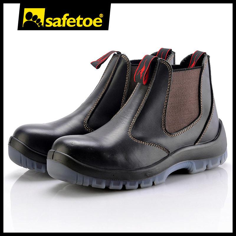 Steel Toe\u0026 Steel Midsole Safety Shoes