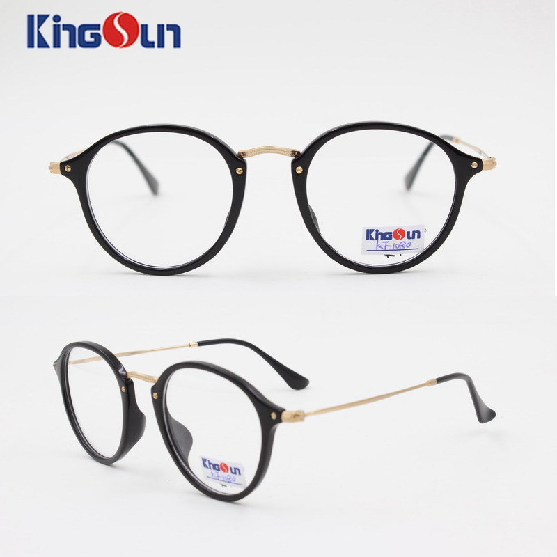 Tr90 Frame Metal Temple Optical New Design