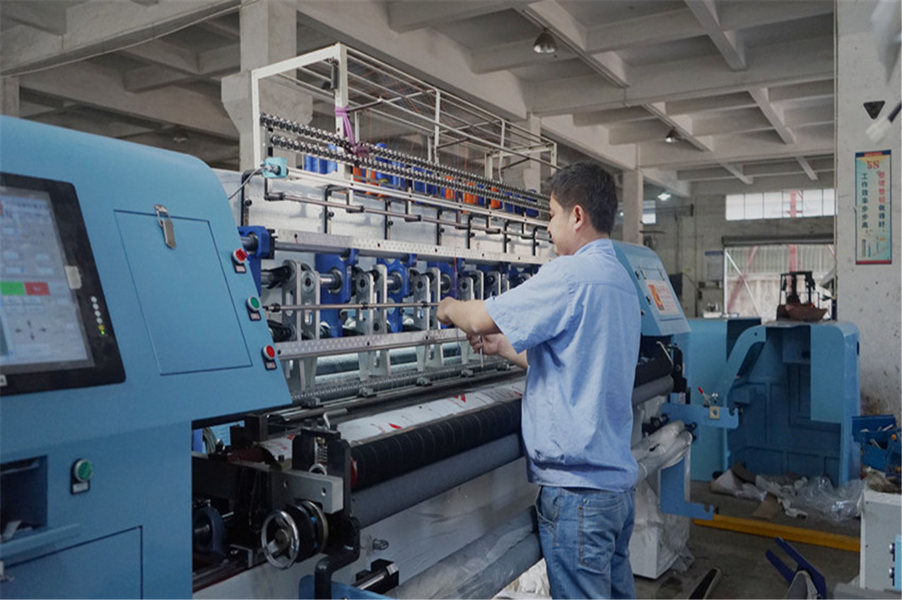 Lock Stitch Quilting Machinery /Machinery of China