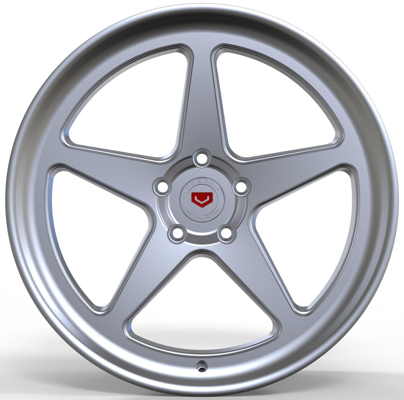 Aftermarket wheels with MB face UFO-5058