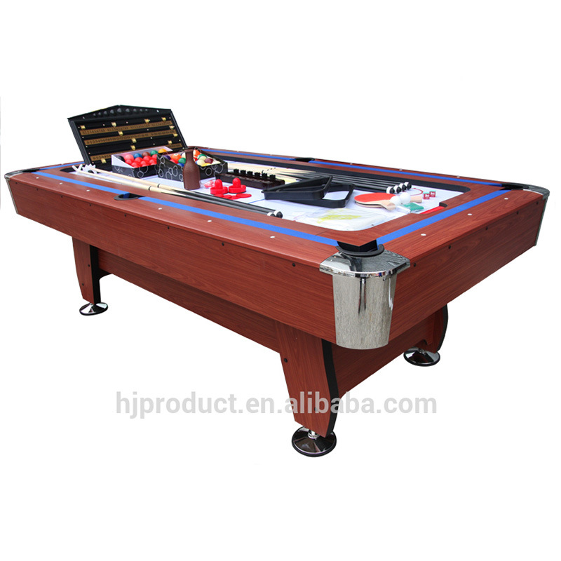 Marvelous Hot Item Club Family Sports Wooden Pool Table B058 Beutiful Home Inspiration Xortanetmahrainfo