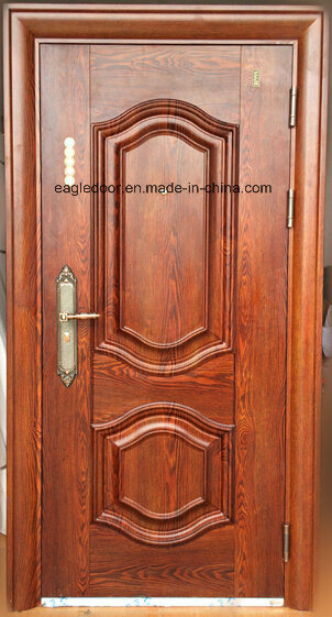 Best Price Security Exterior Steel Iron Door (EF-S071) pictures & photos