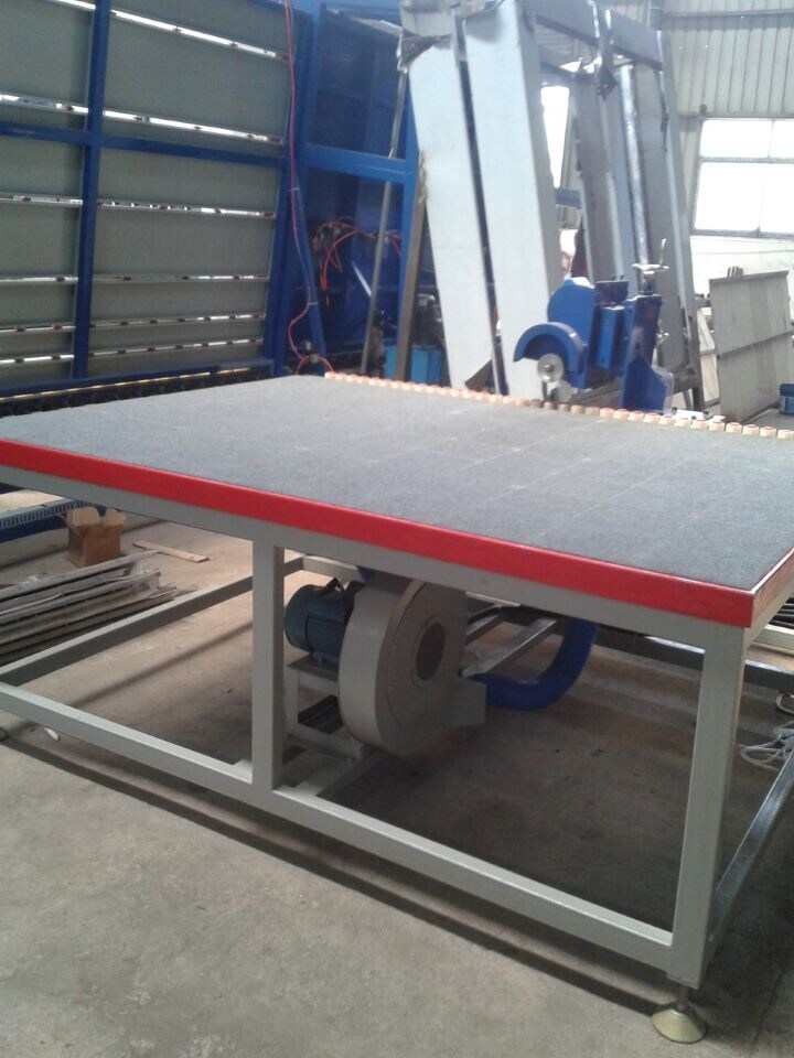 Jinan Sunny CE Glass Tilting Machine pictures & photos