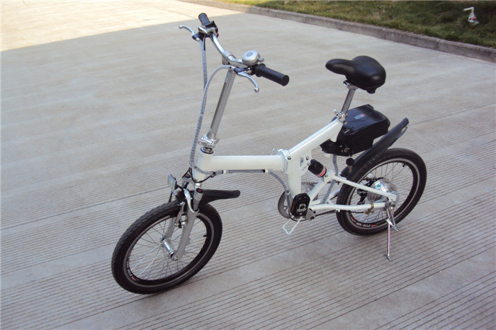 Most Popular 20′ Hot Sale Folding Electric Bicycle