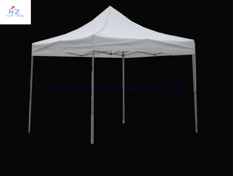 10ft X 10ft (3X3m) All Cross Folding Gazebo Folding Canopy Pop up Tent Easy up Gazebo pictures & photos