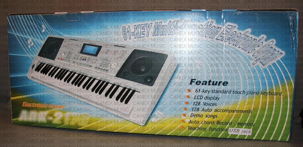Keyboard/ Electronic Keyboard / Keyboard with USB (EK-2176)