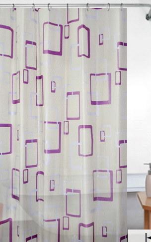 EVA PVC Polyester PEVA Shower Curtain