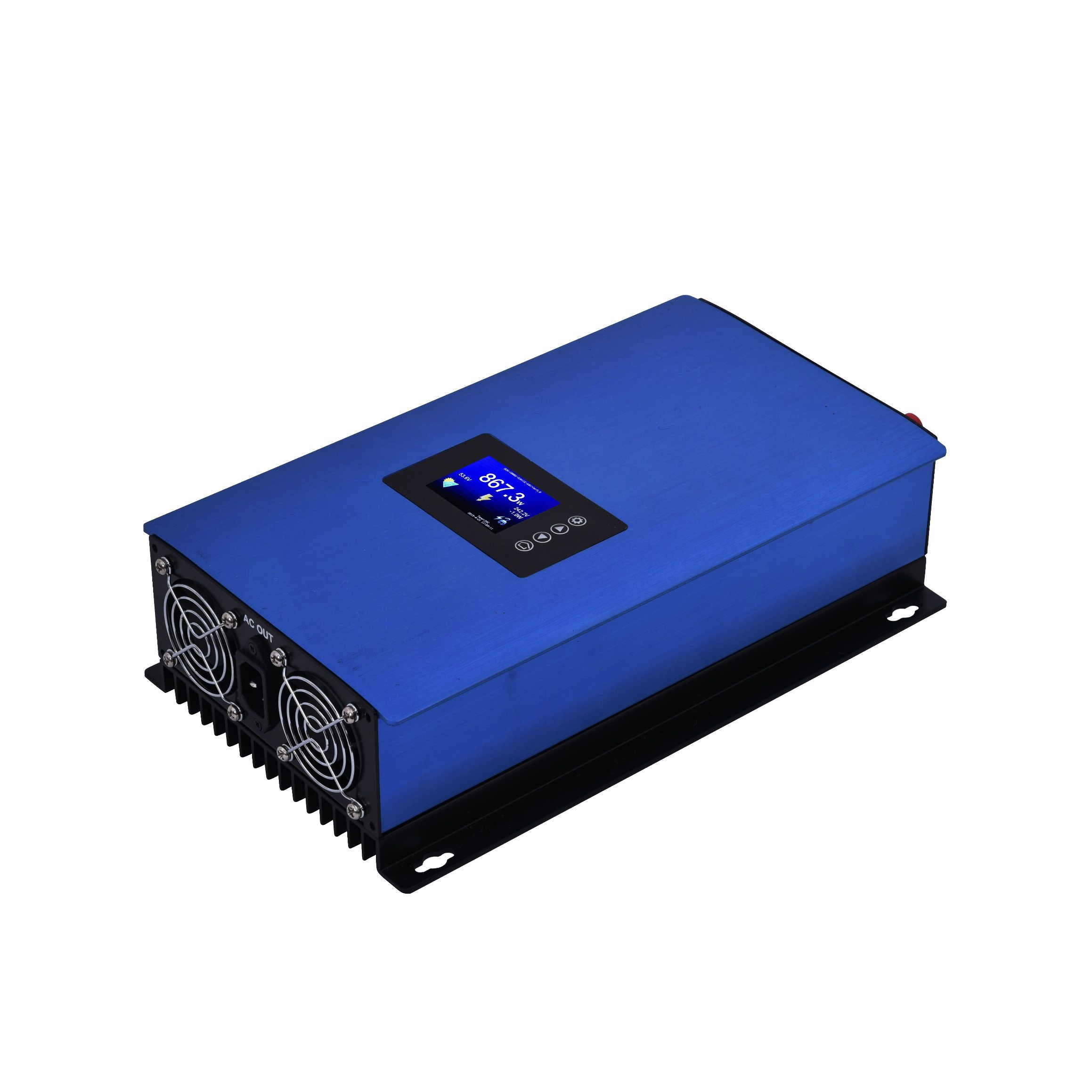 China Wifi Monitor 1kw Grid Tie Inverter With Battery Backup 2000w Waterproof Charging Circuit Board For Power