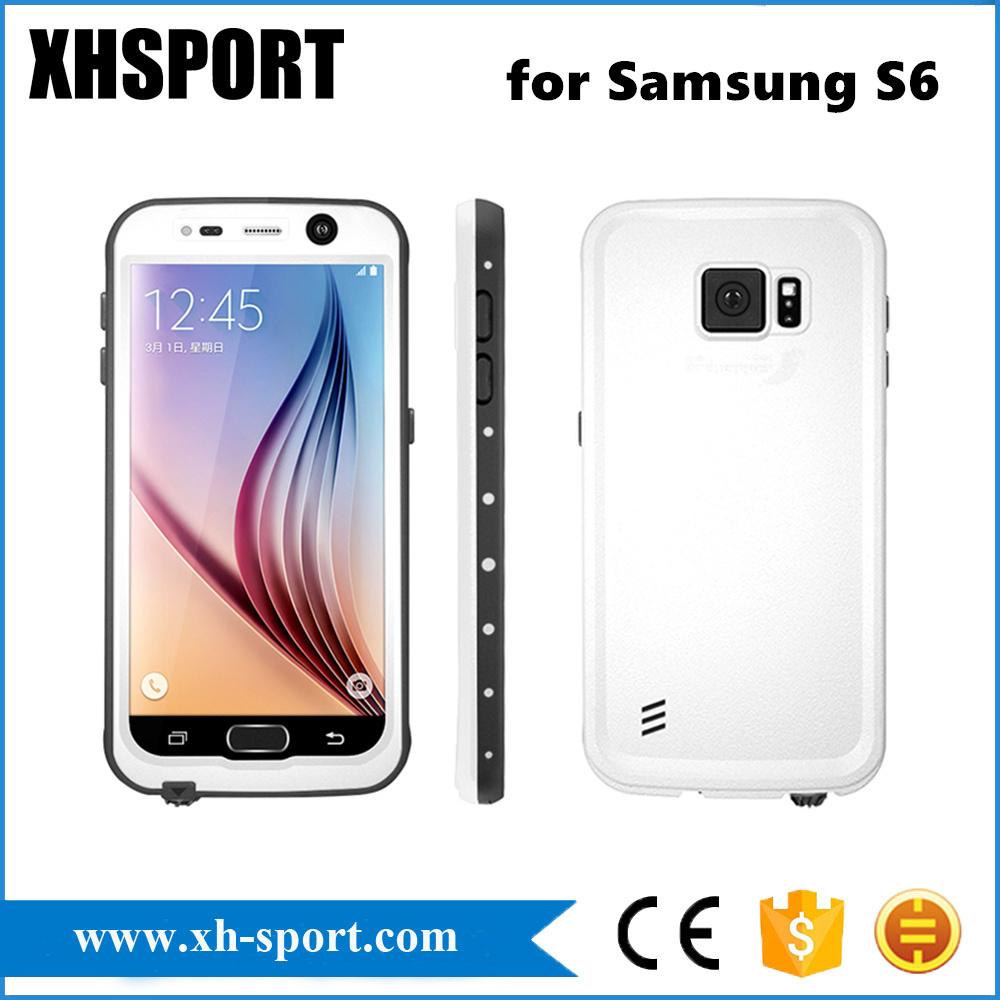 buy popular 897aa 092ee [Hot Item] Popular Design Waterproof Wholesaler Multicolor Phone Case for  Samsung S6