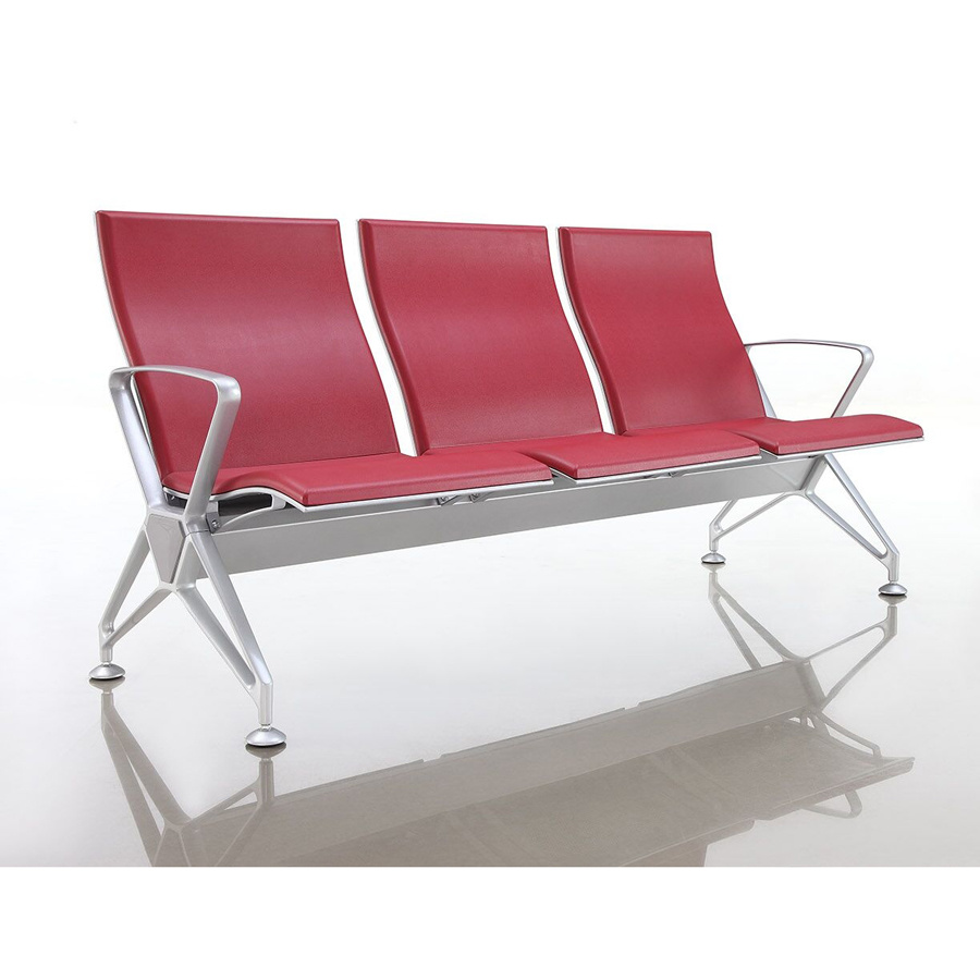 China full injection foam padding passenger terminal chair for airport china airport chair waiting chair