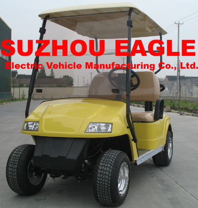 Cheap Electric Golf Cart Made in China pictures & photos