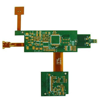 [Hot Item] 4 Layer 2 Layer Fr4 Pi Rigid Flex PCB 1 6mm 0 1mm Board Thickness