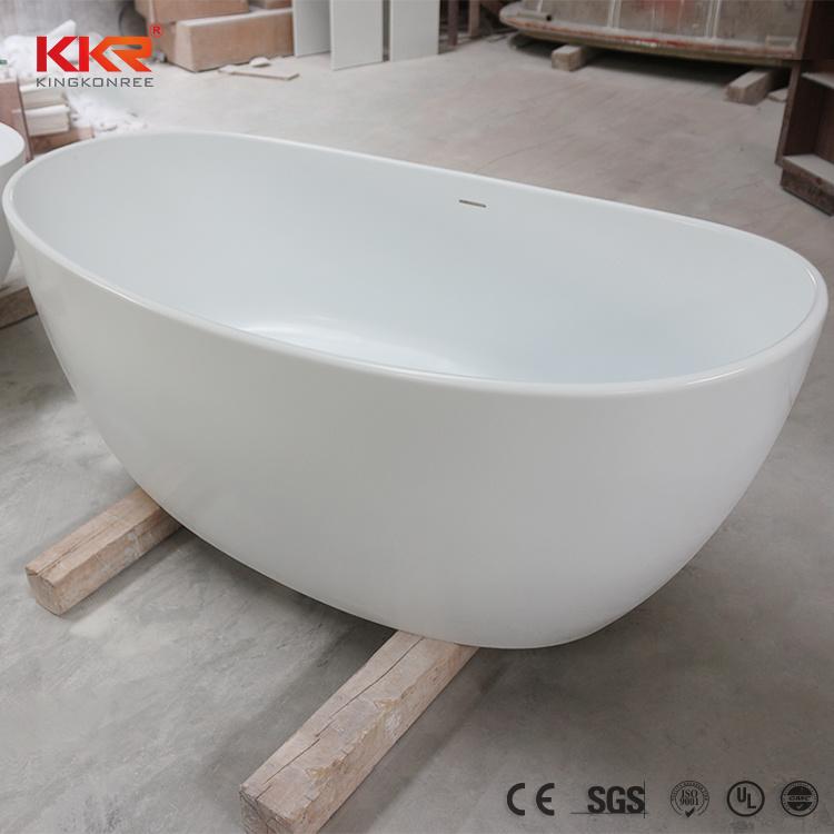 China Kkr Freestanding Baths Stone Modern Freestanding Bath Tub for ...