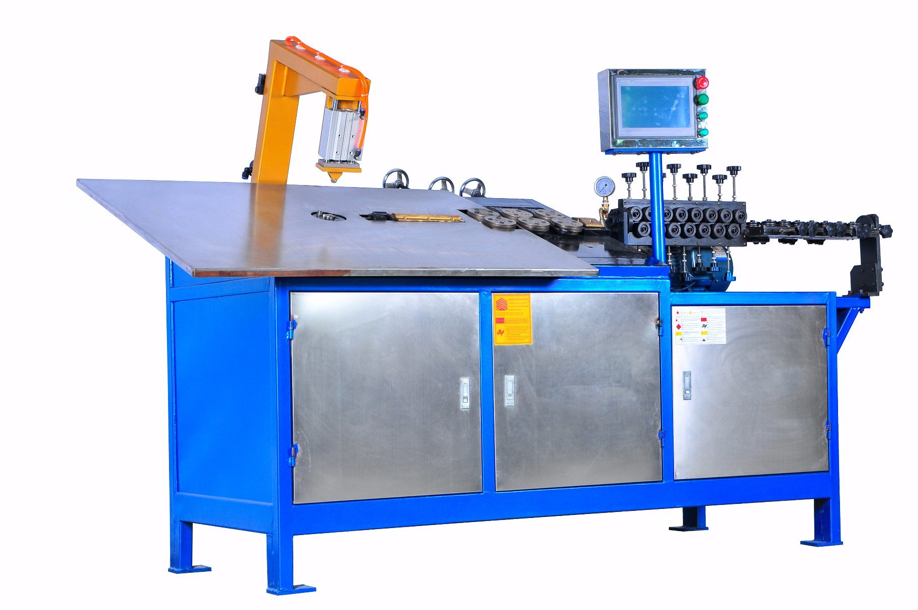 Automatic 2D CNC Wire Steel Wire Forming Machine pictures & photos