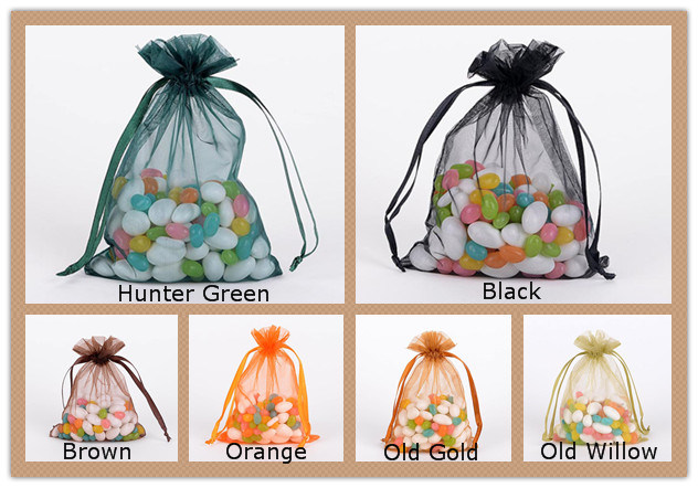 Promotion Organza Pouch pictures & photos