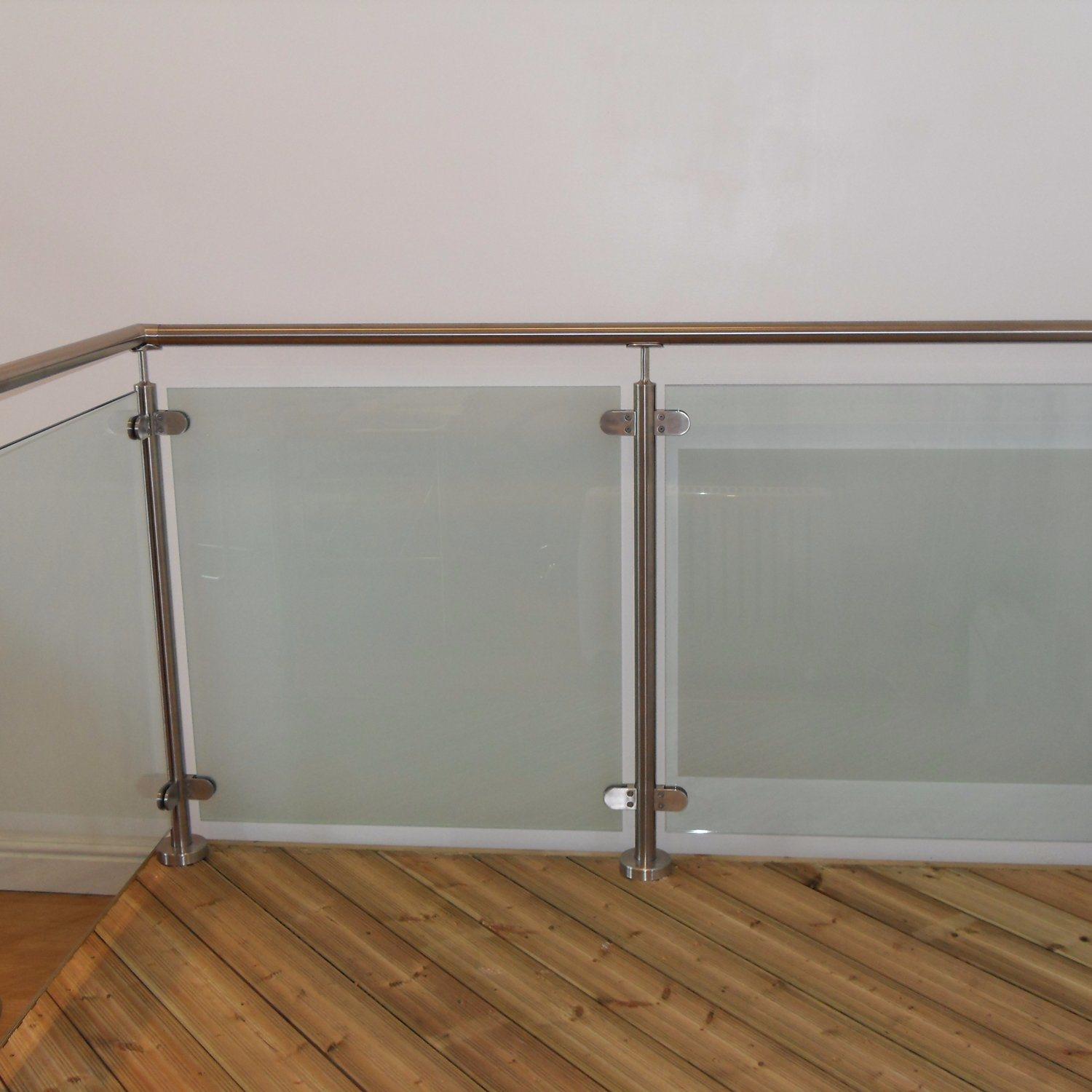 [Hot Item] Top Quality China Factory Inox Stainless Steel Railing Handrail  for Balustrade System