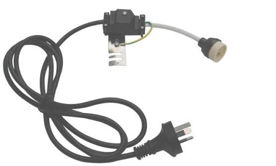 China Gu10 Socket With Plug Power Cord