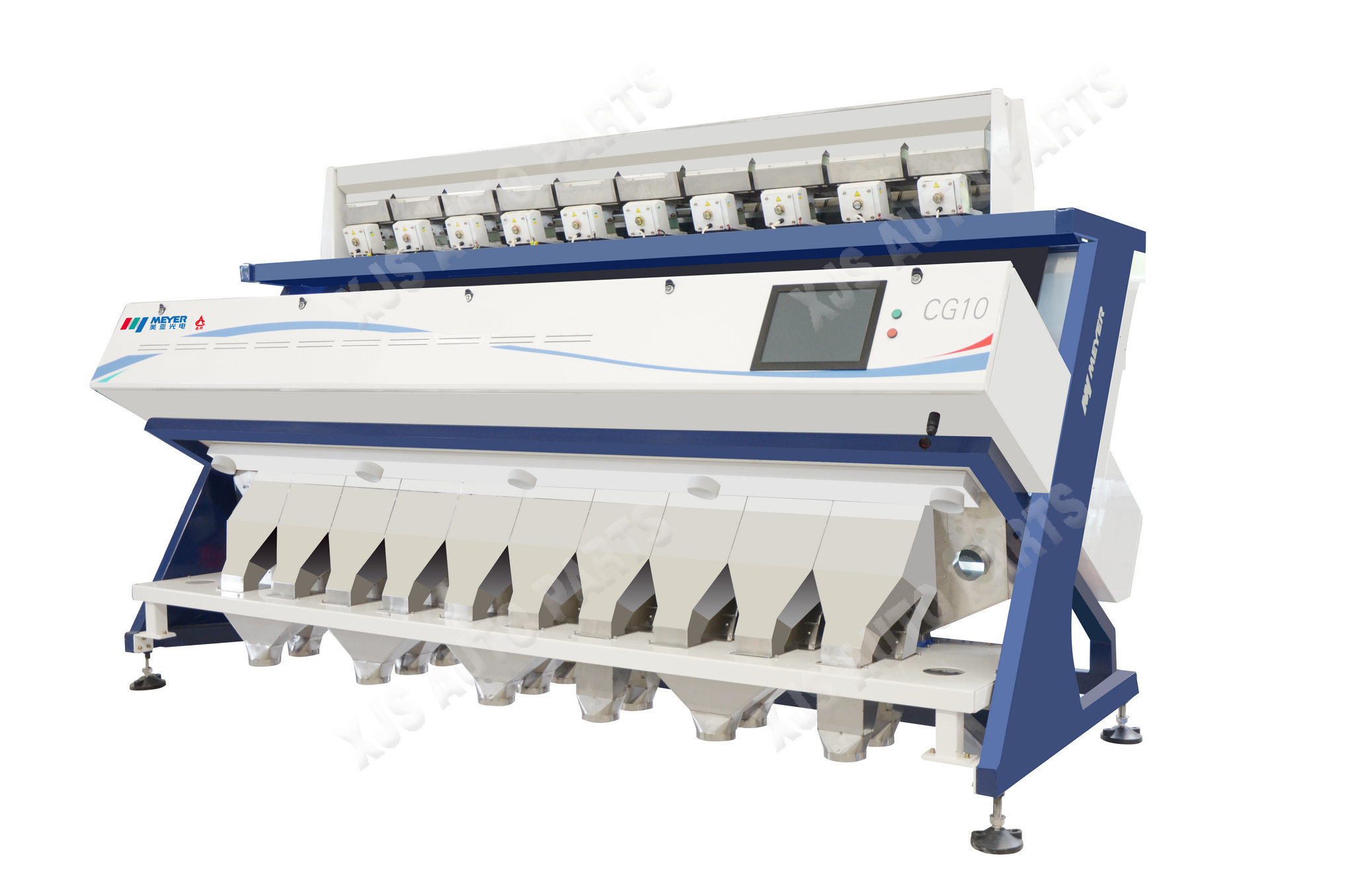 China Meyer Color Sorter Sorting Machine Model Cg6 for Rice Grain Cereal  Coffee Bean - China Meyer Cg6, Color Sorting Machine