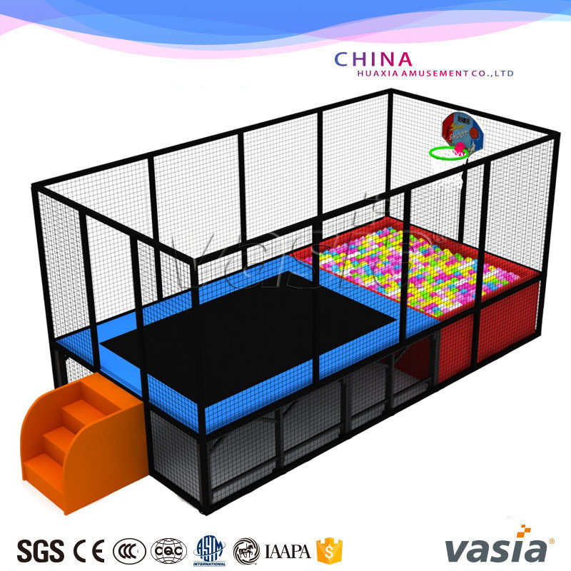 2016 Trampoline Park with Sponge Pool for Kids and Adults pictures & photos