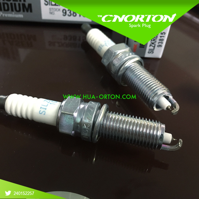 Hight Quality Spark Plug for Ngk SILZKR6B10E 93815 Hyundai Elantra pictures & photos