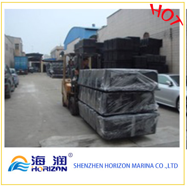 [Hot Item] Used HDPE Plastic Pontoon Dock Floats Have Foam Inside Stable  Manufacture in China