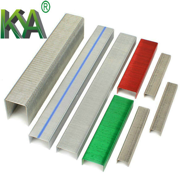 Std26/6 Galvanized Office Staples for Office, School