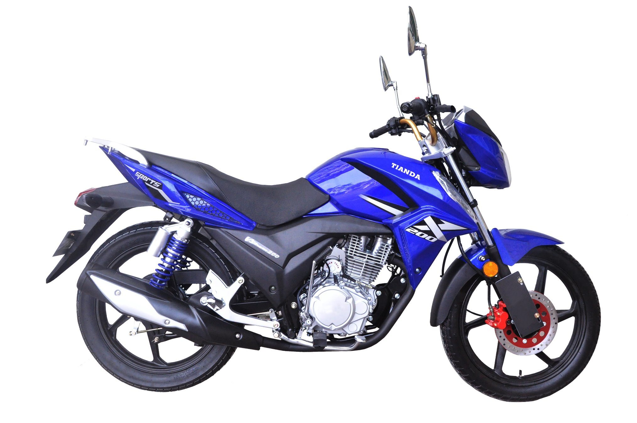 China Hongda X150 Street Motorcycle