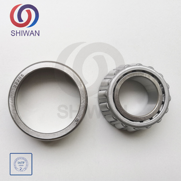 [Hot Item] S104b Hot Selling 25*52*19 25 Hot Sale 32205 Auto Bearings Noise