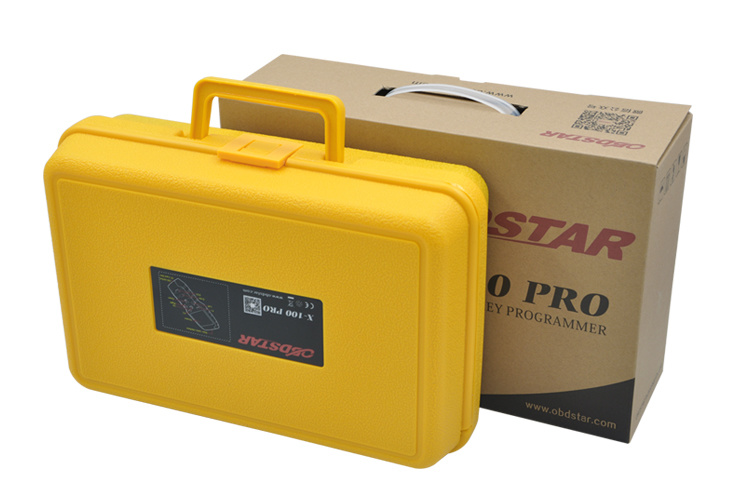Original Obdstar X100 PRO D Type for Odometer and OBD Software Function