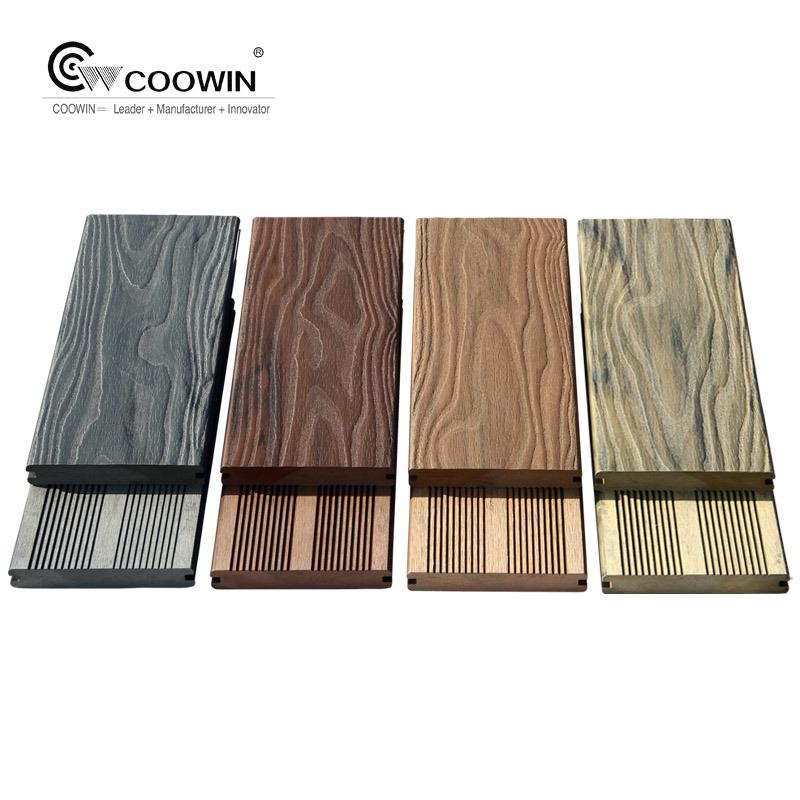 China Wood Plastic Floor Boards